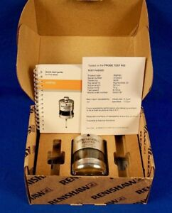 Renishaw Rmp60 A 4113 0001 Machine Tool Probe New In Box With One Year Warranty