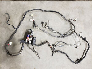 Headlight Alternator Wiring Harness With Fuse Box 1992 Toyota 4runner