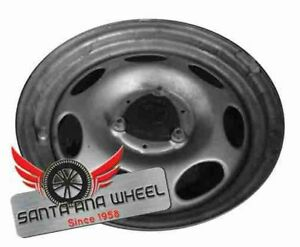 15 Inch Mercedes Benz Smart 2008 2014 Oem Factory Steel Wheel Rim Silver 85209