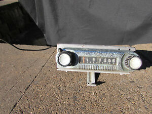 61 62 63 64 65 66 Ford Radio Am Truck 66 77 Bronco 61 66 Econoline
