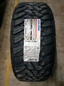 33x12 50r22 Toyo Open Country M T 109q 10ply Set Of 4