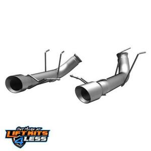 Magnaflow 15152 Competition Axle Back Perf Exhaust Sys For 13 14 Ford Mustang