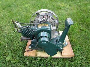1936 Maytag Model 92 Engine hit Miss Motor 691018 Reconditioned runs Great