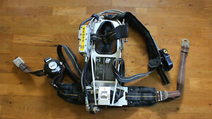 Used Scott 2 2 Air Pack Scba Harness Ez Flo Regulator Vibralert 56