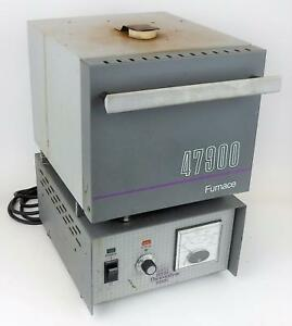 Thermolyne Furnace 47900 Model F47915 Tested And Working