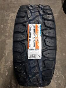 35x12 50r20 Toyo Open Country R t 121q 10ply set Of 4