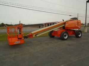 2011 Jlg 600s 60 Boom Lift 60ft Man Lift Manlift Straight Stick Boomlift