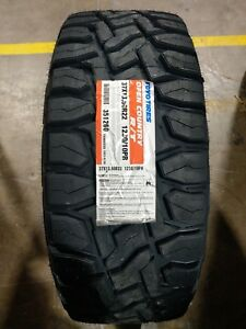 37x13 50r22 Toyo Open Country R T 123q 10ply Set Of 4