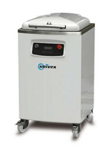 Univex Aqd20 Automatic Dough Square Divider Mixer 1800 Pieces Hr