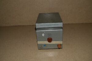 Tinsley Photocell Galvanometer Amplifier Type 5214 3