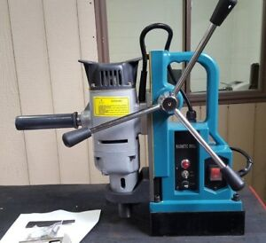 Steel Dragon Tools Md25 Magnetic Drill Press 1 Boring 3372 Lbs Magnet Force