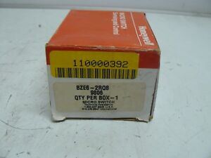 Honeywell Micro Switch Bze6 2rq8 Enclosed Limit Switch New