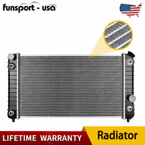 1826 Radiator For Gmc Chevy Isuzu Oldsmobile Fit Jimmy Blazer S10 Sonoma 4 3 4 2