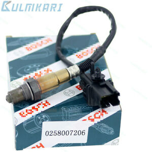 0258007206 Bosch Lsu4 2 O2 Air Fuel Ratio Oxygen Sensor Fit Plx Aem Uego 30 2001