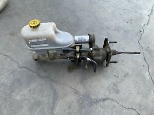 2013 2015 Dodge Ram 4500 5500 Hydro Power Brake Booster Oem 52013874ad
