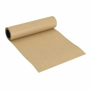 Boardwalk 18in X 900ft Kraft Paper Roll Brown For Packing Moving Gift Wrapping
