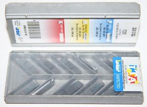 Dgn 3102j Ic328 Iscar 10 Inserts Factory Pack