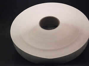 1 5 White Mailing Tabs Wafer Seals