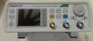 Fy6600 30m 30mhz Feeltech Dds Dual ch Function Arbitrary Waveform Generator Us