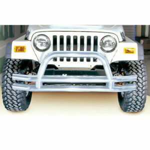 3 in Double Tube Front Bumper Ss 76 06 Models