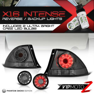 Fit 01 05 Lexus Is300 Altezza jdm Style Smoked Led Tail Light cree Backup Bulb