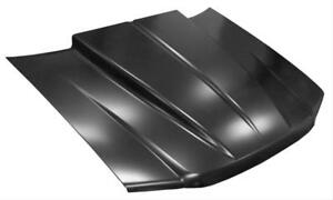 Keyparts 2004 2006 Chevy Colorado Canyon 2 Steel Cowl Induction Hood 0856 040