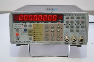 Racal Dana 1992 Frequency Counter 3 Channels 1 3 Ghz look