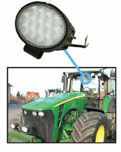 Fits John Deere 7020 9030 Series Tractor Combine Sprayer Led Light Cab fender