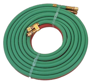 Victor 12 5 Twin Torch Hose a Fitting Oxy acetylene Braze 0386 1094 252 03p