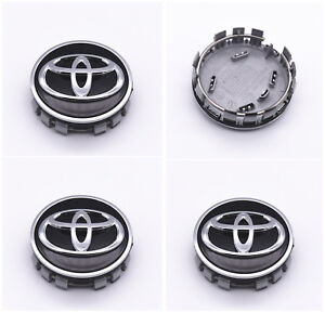 4 Pcs 2015 2017 Toyota Camry Center Cap 42603 06150 62mm 2 43inch