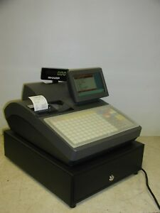New Out Of Box Sharp Up 820f Pos Cash Register