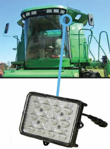 John Deere 9000 sts Series Combine Led Inner Cab Light 3141