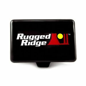 5 In X 7 In Rectangular Off Road Light Cover Blk