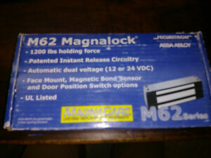 Securitron Assa Abloy M62 Magnalock 1200 Lbs Holding Force Magnetic Lock