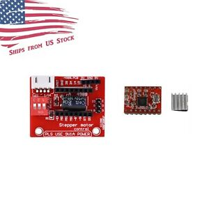 A4988 3d Printer Stepper Motor Driver Controller With Expansion Board Us