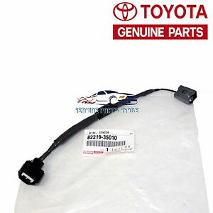 New Toyota 4runner Pickup Genuine 3 0l Knock Sensor Wire Harness 82219 35010