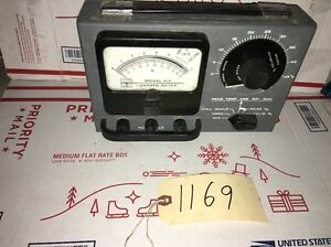 Ysi Model 51a Oxygen Meter No Probe Comes With It