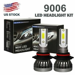 9006 Hb4 Led Low Beam Headlight For Honda Accord 1997 2007 Civic 2004 2013 6000k