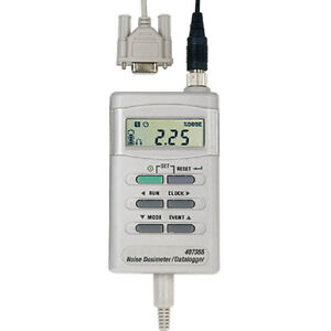 Extech 407355 Dosimeter Personal W rs232 Software cable