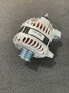 250 Amp High Output New Oem Alternator Fits Infiniti G35 M35 Q50 Nissan 350z