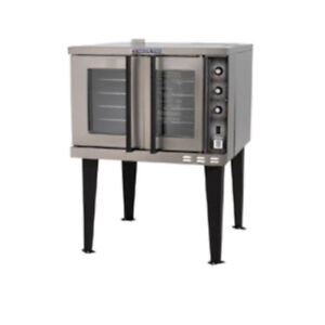 Bakers Pride Bco e1 Single Deck Full Size Electric Convection Oven