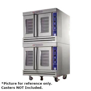 Bakers Pride Bco e2 Double Deck Full Size Electric Oven