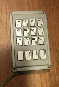 Hantle Tranax Atm Keypad For Mb 1700 G1900 And C4000