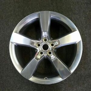 20 Inch Chevy 2010 2014 Camaro Front Oem Factory Polished Alloy Wheel Rim 5443