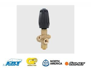 Vrt3 Unloader Valve Comet Annovi Reverberi Cat General Pump Repair Kit 4000 Psi