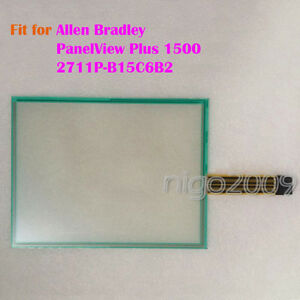 For Allen Bradley Panelview Plus 1500 2711p b15c6b2 Touch Screen Glass New