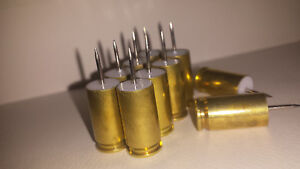 9mm Brass Push Pins 100 Count Free Standard Shipping