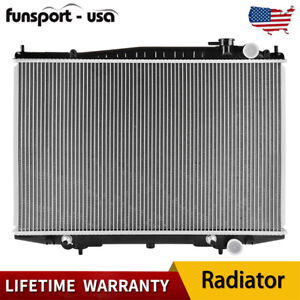 Radiator For Nissan Fit 1998 2004 Frontier 2000 2004 Xterra Base Xe Se 2 4 3 3l