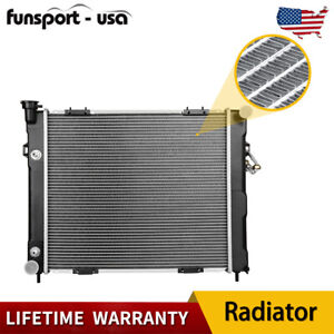 1396 Radiator For 1993 1997 Jeep Grand Cherokee 4 0l L6 Automatic Transmission