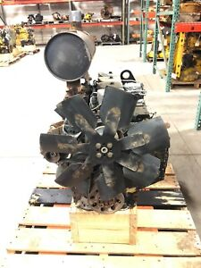 Case 580l 4 390 Engine Assy